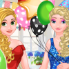 Frosty Princess Party Surprise