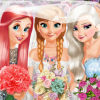 Anna And Princesses Wedding