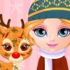 Baby Barbie Rudolf Injury