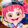 Baby Hazel Sailor Dress