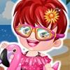 Baby Hazel Swimmer Dress