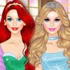 Barbie At Princess Awards