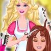 Barbie's Hair Salon