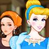 Cinderella Poor Vs. Princess