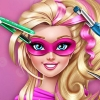 Super Barbie Real Haircuts