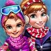 Winter Games Dress