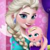Elsa Mommy Room Deco