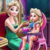 Elsa Mommy Toddler Feed