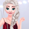 Elsa Weather Girl Fashion