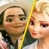 Elsa And Moana Travel Diary