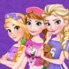 Elsa Royal PJ Party