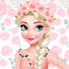 Play Elsa Stylish Roses