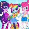 Equestria Girls: Back To High School