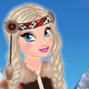 Princess Eskimo Fashion
