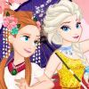 Frozen Sister Asia Travel