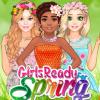Girls Ready For Spring