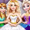 Goldie Princess Wedding
