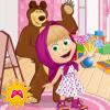 Masha And The Bear Fun Time