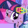 Messy Twilight Sparkle