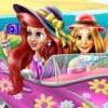 Princess Beach Trip