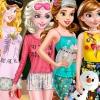 Princesses Movie Night