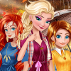 Princesses Autumn Switch