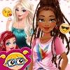 Princesses Fashion And Dare Challenge