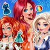 Princesses Summer Parties