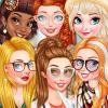 Princesses Wardrobe Challenge