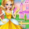 Princess Zaira And Pony