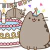 Pusheen's Birthday Party