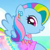 Rainbow Dash Super Style