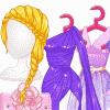 Rapunzel's Perfect Purple Dress