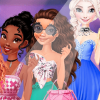 Disney Princesses Runway Show