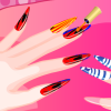 Super Barbie Glam Nails