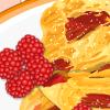 Sweet Raspberry Scones
