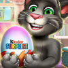 Talking Tom Kinder Surprise